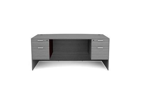 60x30 Gray Desk