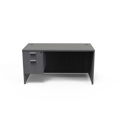 24x48 Gray Desk