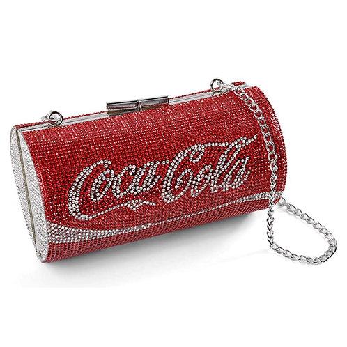 Bling Coke Clutch