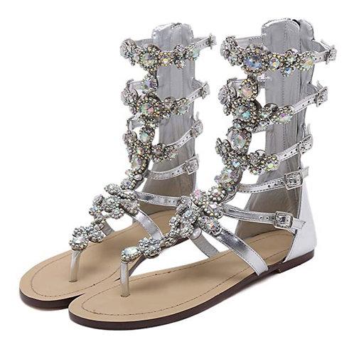 Gladiator Bling Sandals