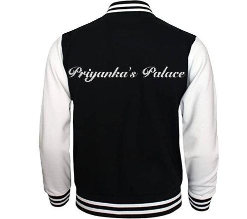 Priyanka's Palace Base Ball Jacket