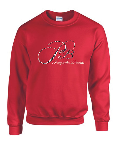 Red PB Sweatshirt