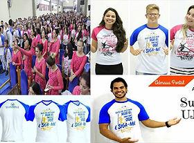 SilkScreem, camisetas igrejas, adoração, louvor, personalizados