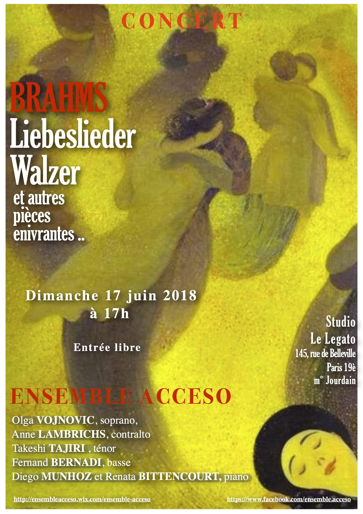 Affiche Brahms 17 juin 2018