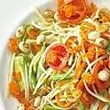 Som Tam traditional hot papaya salad
