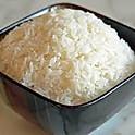 Steamed / Jasmine rice