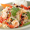 Yuum Woon Sen - Glass noodle salad.
