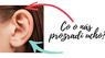 Co o nás prozradí ucho?
