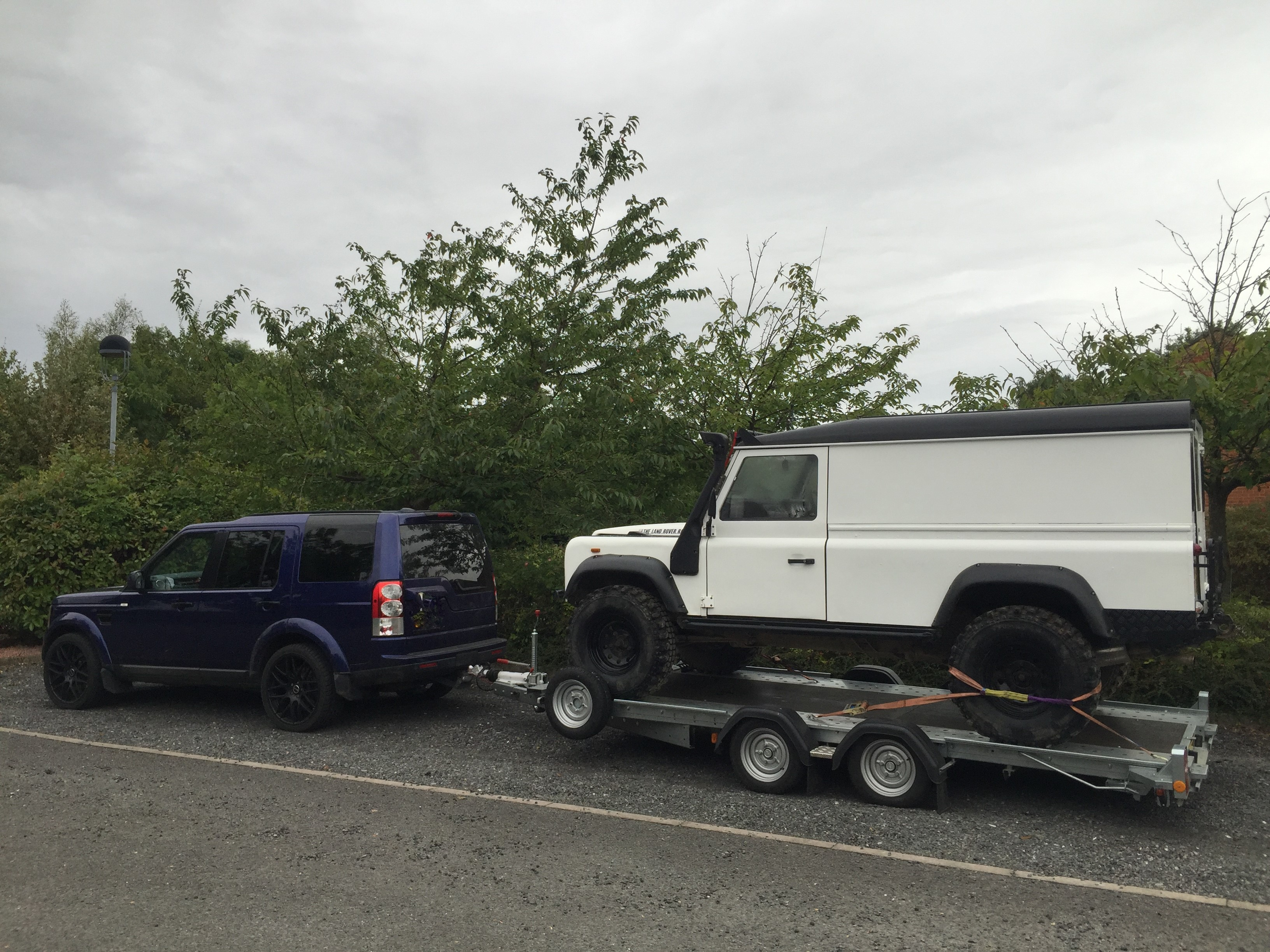 Trailer Hire - Car Transporter Hire - Berkshire County Trailers