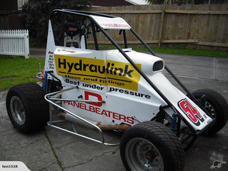 TQ midget and trailer - SOLD