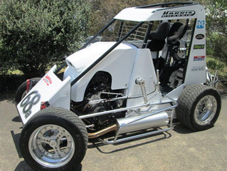Harris Three Quarter Midget #68