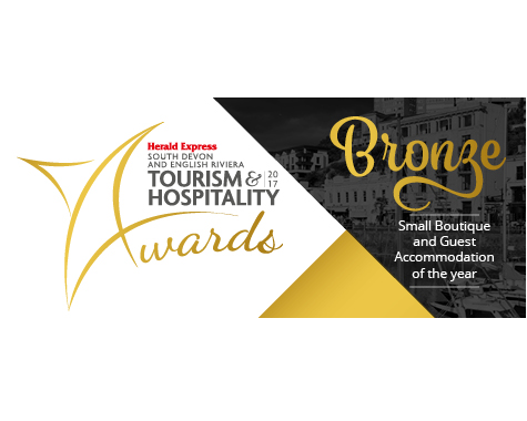 Tyndale b&b bronze award