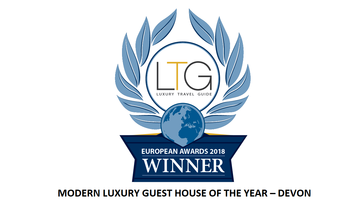 Tyndale Torquay - Modern Luxury Guest House of the year 2018 - Devon