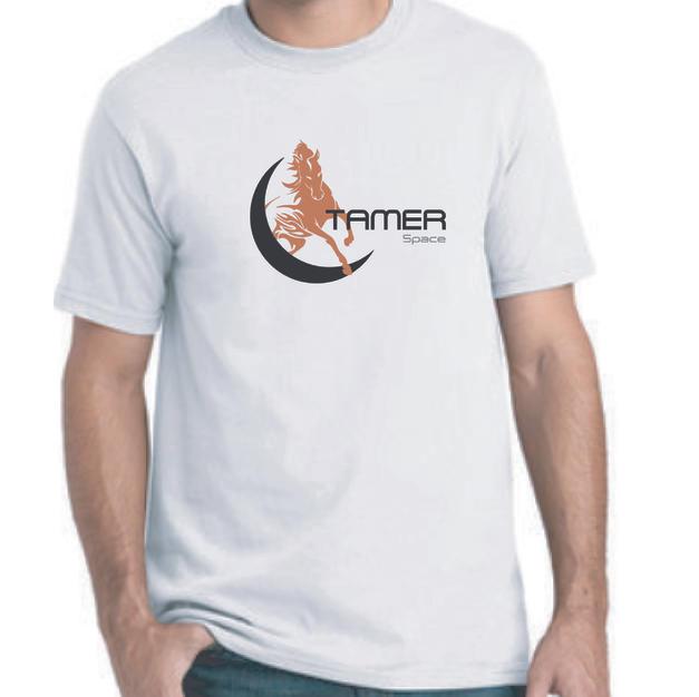 White Tamer Tee_Mens