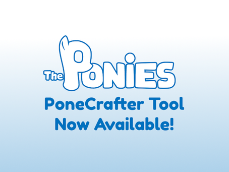 """PoneCrafter Tool dostępne do """"grania""""!"""