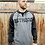 Thumbnail: Be Strong And Courageous Men's Zip Up Hoodie