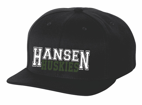 Hansen Flat Bill Hat