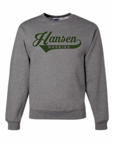 Unisex Adult Hansen Vintage Sweatshirt