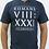 Thumbnail: If God Is For Us Men's V-neck T-shirt