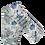 Thumbnail: Believe Girl's Floral Denim Skinny Jeans