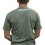 Thumbnail: Christ Who Strengthens Me Men's Christian T-shirt- Army Green