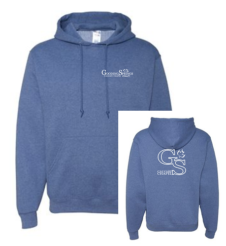 Youth Columbia Blue Hoodie
