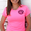 Thumbnail: Pray Without Ceasing Women's Tee- Safety Pink or Safety Green