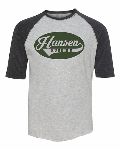 Youth Hansen Baseball Tee