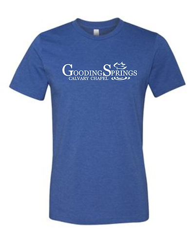 Youth Royal Blue Heather T-shirt