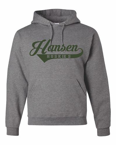 Adult Unisex Hansen Oxford Hoodie