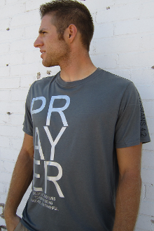 Devote Yourselves To Prayer Men's Performance T-shirt