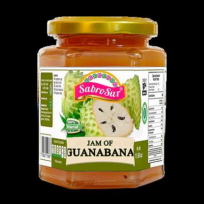 Gourmet - Mermelada de Guanabana SabroSur (430g)