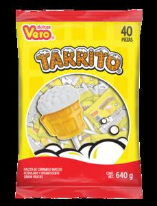 Paleta Vero Tarrito - Bolsa con 40 piezas