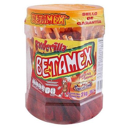 Banderilla de Tamarindo Enchilada Betamex - Bote con 50 piezas