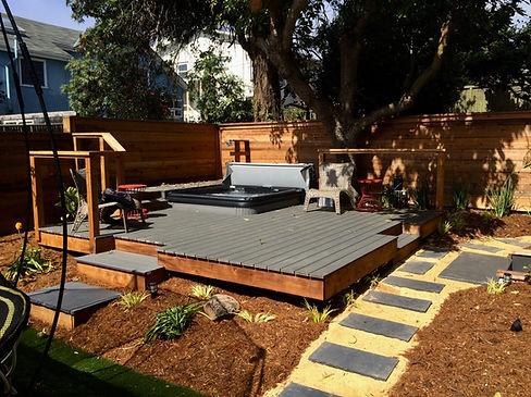 Terry Mulrooney San Francisco landscape garden design process complete