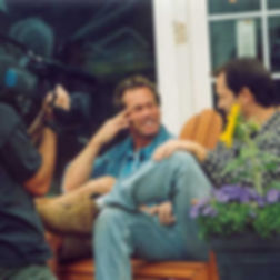 Terry Mulrooney San Francisco landscape garden designer on television.