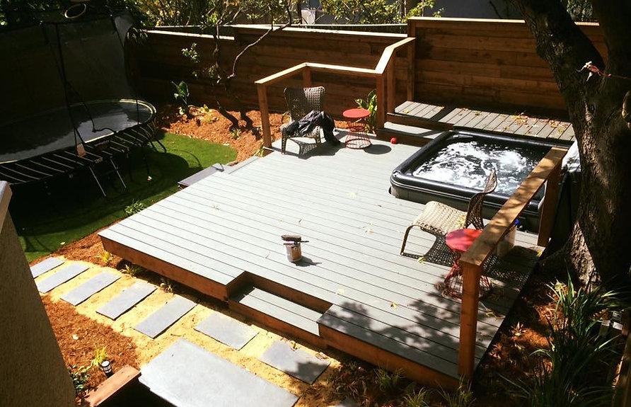 Terry Mulrooney San Francisco landscape garden design process