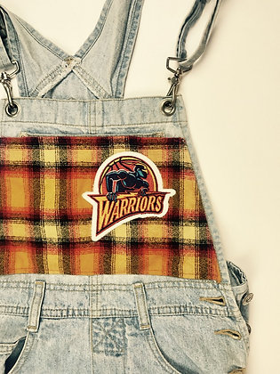 PLAID FLANNEL WITH LOBSTER CLAW CLASPS