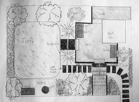 Terry Mulrooney San Francisco landscape garden design process plan