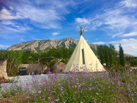 A Glamping Guide for Rookies