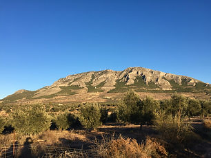 Mount Jabalcon
