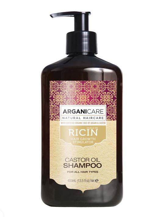 Shampoing - ARGANICARE