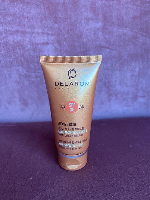Crème solaire - DELAROM