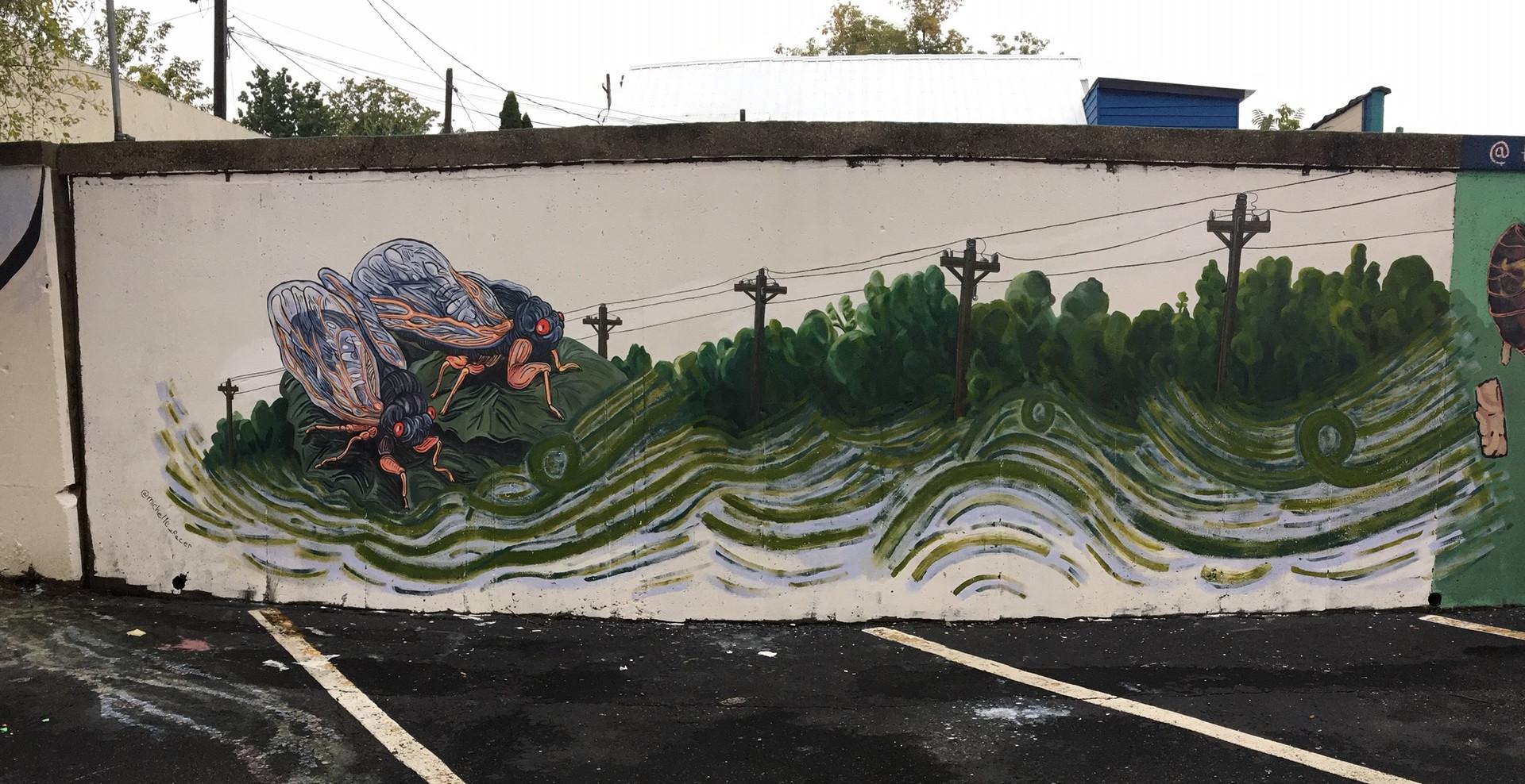 Mural, 2018