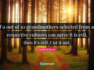 Grandmother Rule