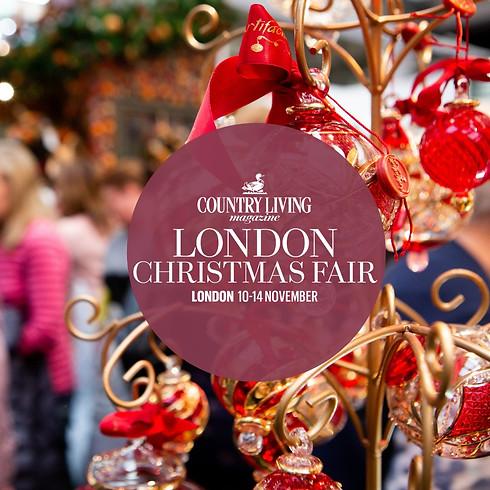 Country Living Magazine Christmas Fair - London 2021