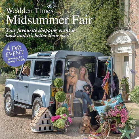 Wealden Times Midsummer Fair
