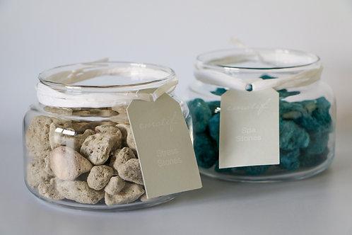 Stress & Spa Stones Gift Set