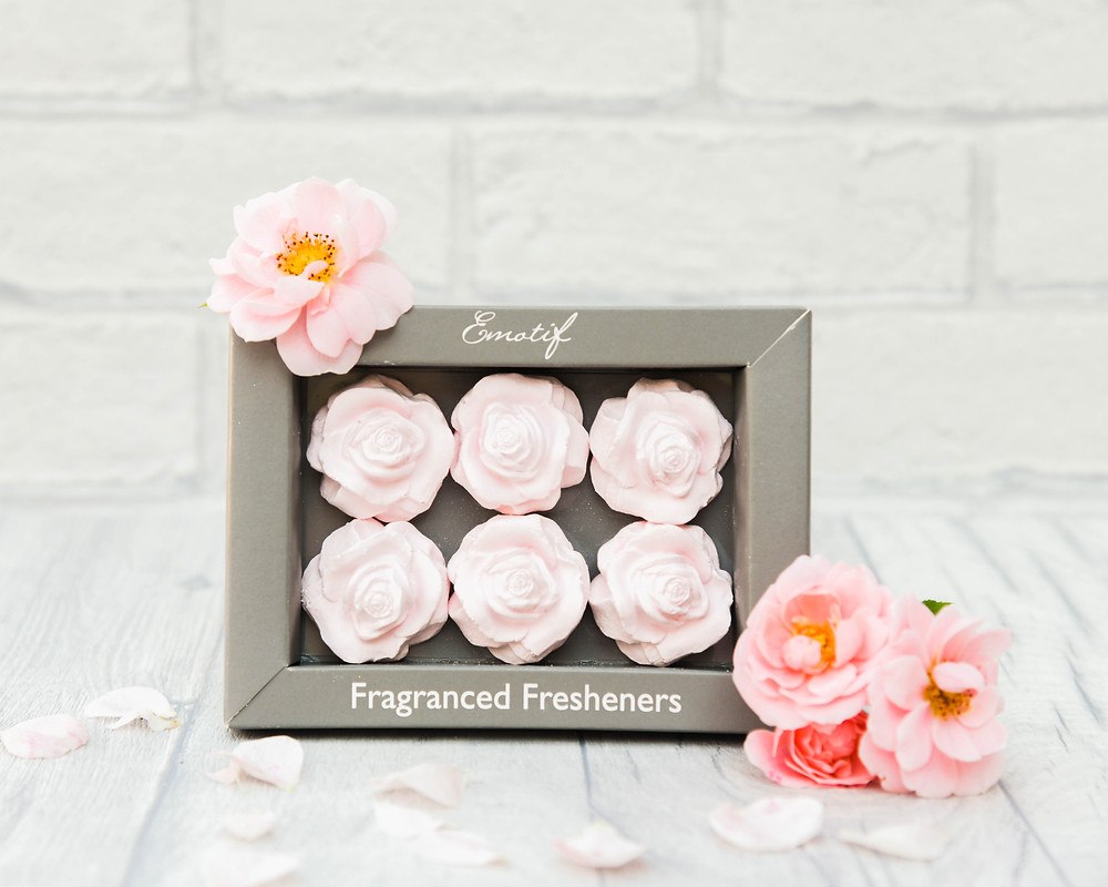Perfect Rose fragrant fresheners