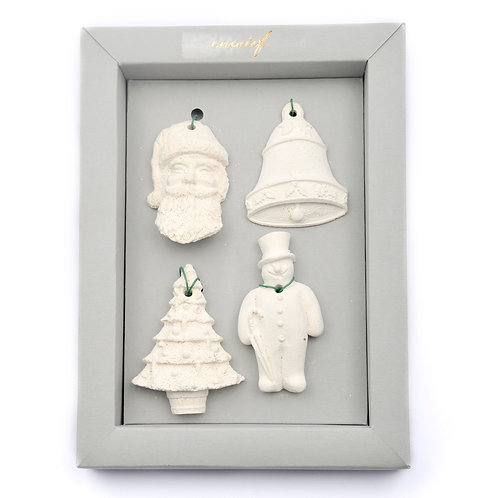 Scented Christmas Tree Decorations